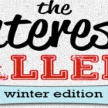Pinterest Challenge Winter Edition 2013