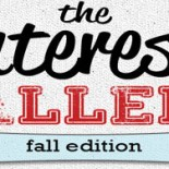 Pinterest Challenge Fall Edition 2012