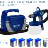 Graco Paint Sprayer Review
