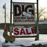 The Big Chicken Barn Books & Antiques