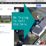 Self Stalking On Google Maps