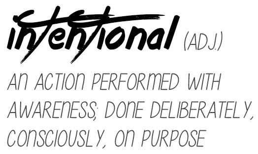 Intentional Definition