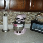 The Kitchen Aid's New Home...Optimal Location-Ized