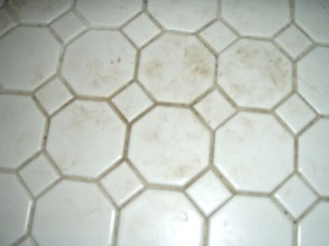 Dirty Tile & Dirty Grout