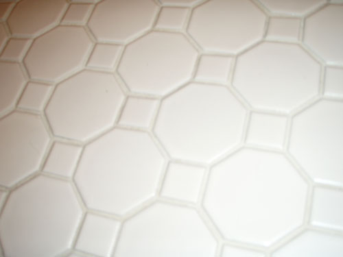 Clean, Sealed Tiles