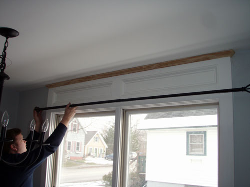 Curtains Ideas curtain placement : Determing Curtain Rod Placement - Angie's Roost