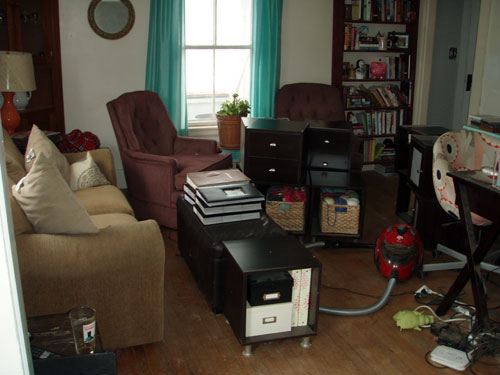 Messy Living Room Angie 39 S Roost