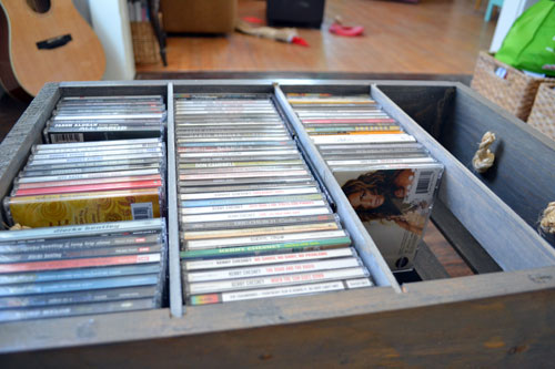 Starting To Organize CD Collection