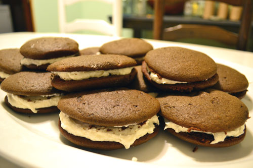 Whoopie Pies For Wedding Favors