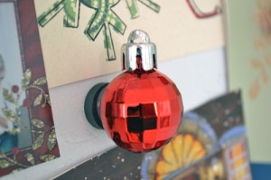 Christmas Ornament Magnet