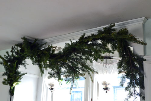 DIY Christmas Garland