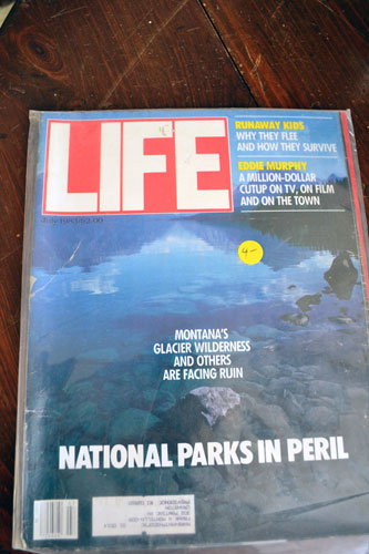Life Magazine From The Month I Was Born