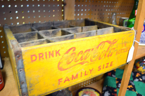 Old Coke Crate