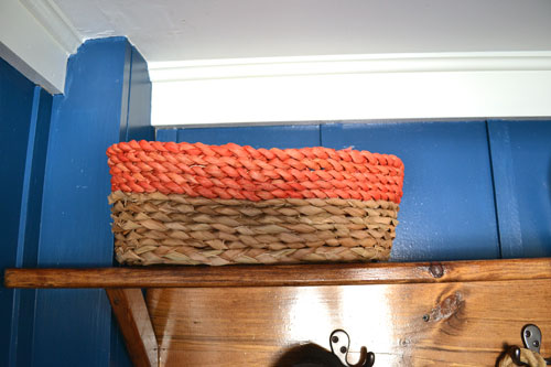 Target Bread Basket Used In Entry