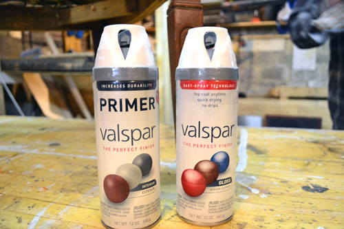 Valspar Spray Paint And Primer