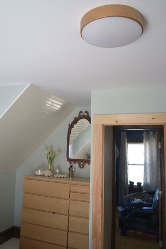 New Master Bedroom Light Fixture