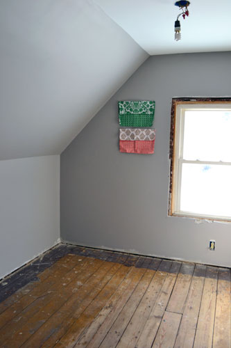 Painted Guest Room & Accent Colors