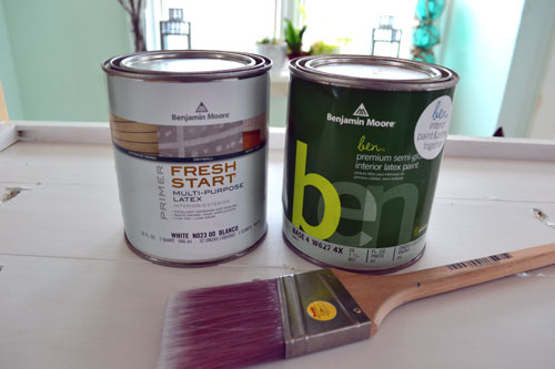 Benjamin Moore Paint And Primer