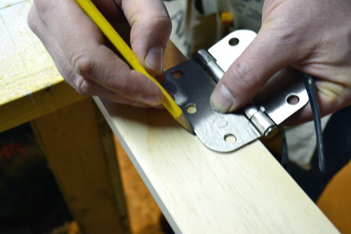 How To Prep A Door Slab For Installation Angie S Roost