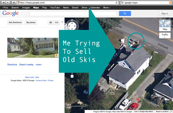 Angie's Roost House On Google Maps