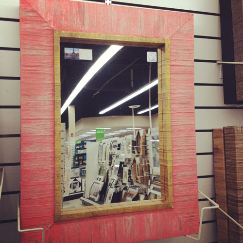 Instagram Photo Of Home Goods Mirror