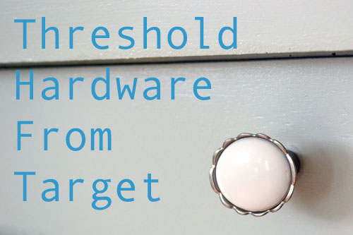 Threshold Hardware From Target