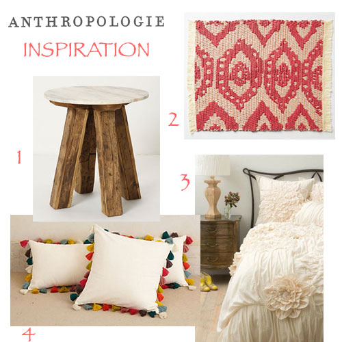 Anthropologie Inspiration