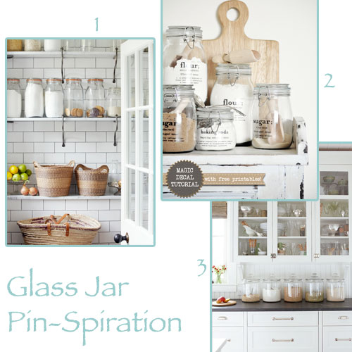 Glass Jar Pin-Spiration