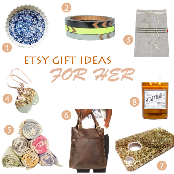 Etsy Gift Ideas For Her 2013