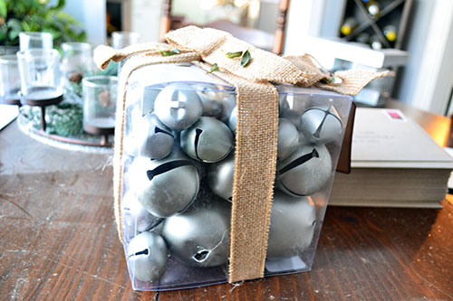 Jingle Bells From Home Goods