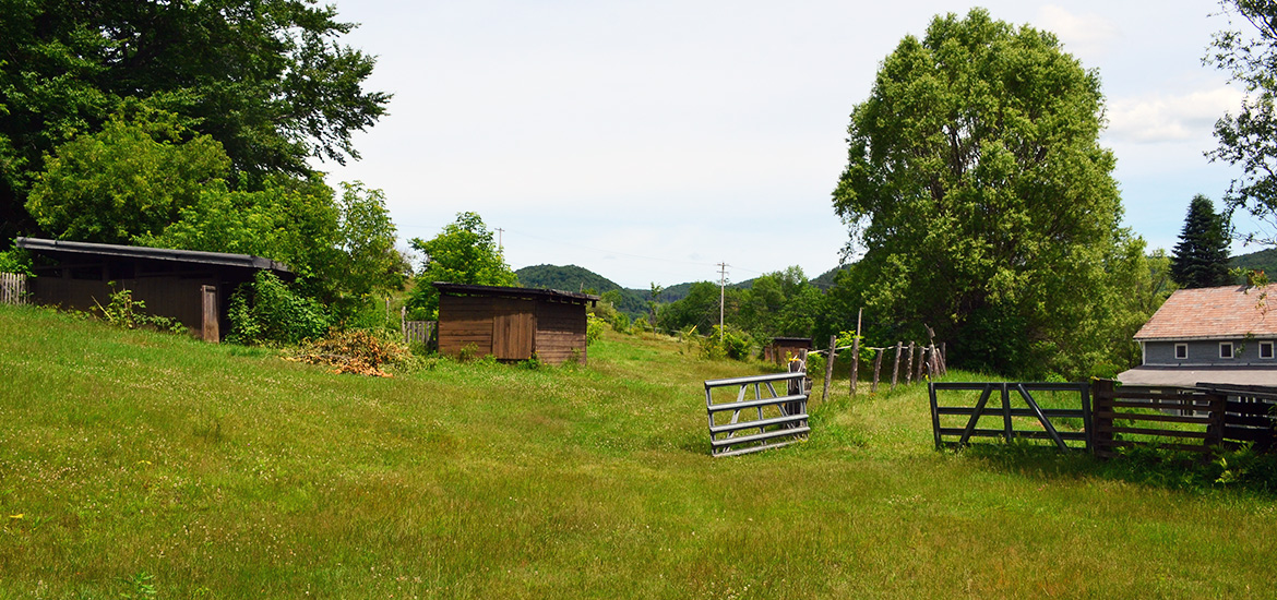 Vermont Country Home Yard Tour