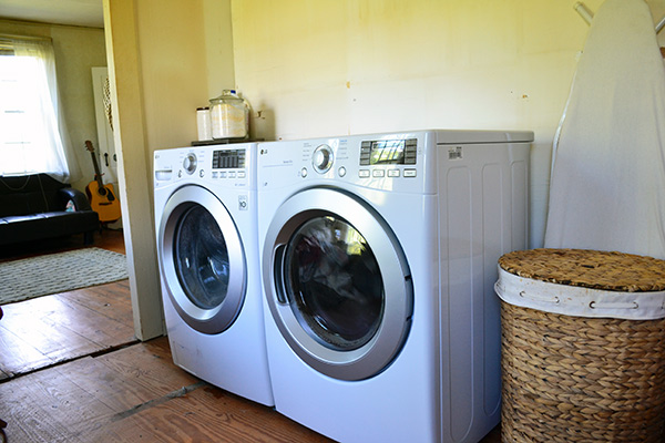 LG High Efficiency Front Load Washer And Dryer