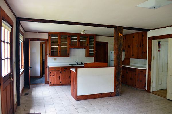 campbell s country kitchen vermont country home before kitchen angie s roost 1967